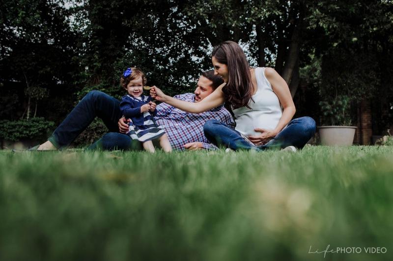 VALERIA+LORENZO // Maternidad