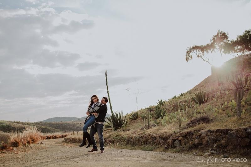 MICHELLE+PEDRO // E-SESSIONGuanajuato