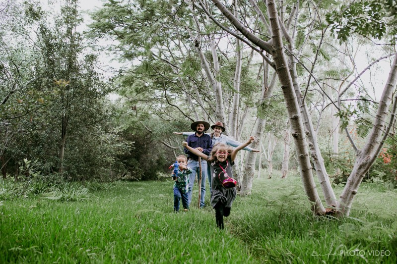 MARIA & EUGENIO // Outdoors Family Session