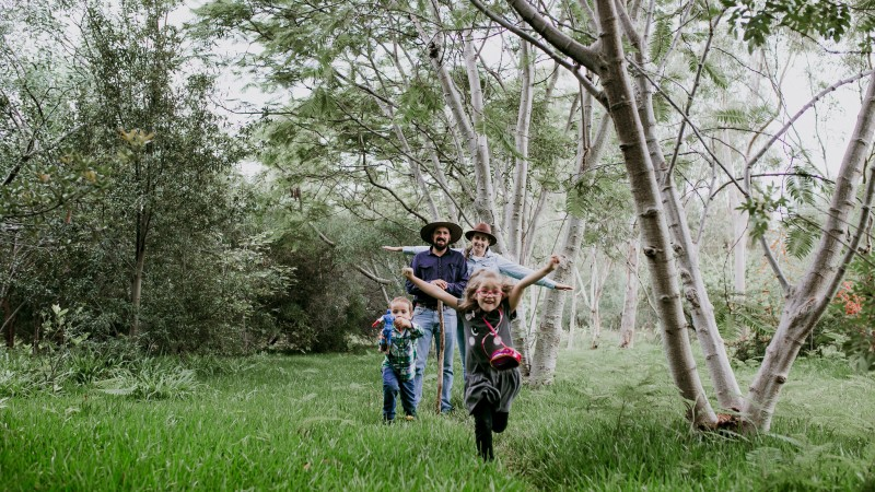 MARIA & EUGENIO // Outdoors FamilySession