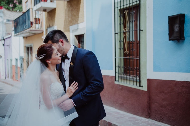 Downtown Guanajuato, Mex. Wedding // MARCE +ARTURO