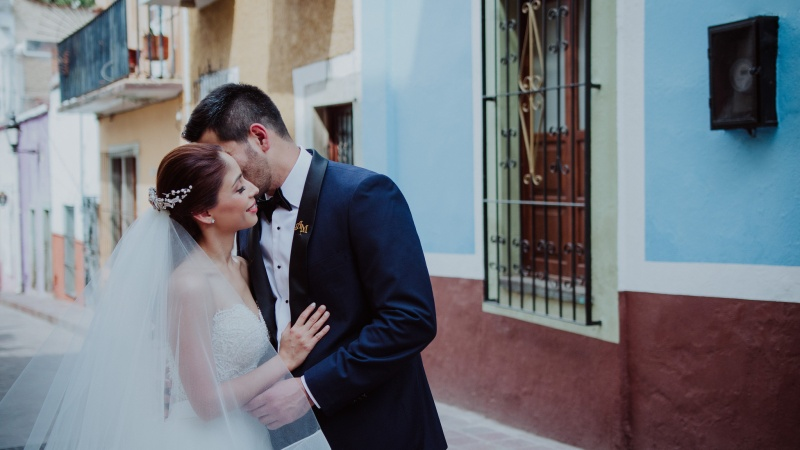 MARCE & ARTURO // Downtown Guanajuato, Mex. Wedding