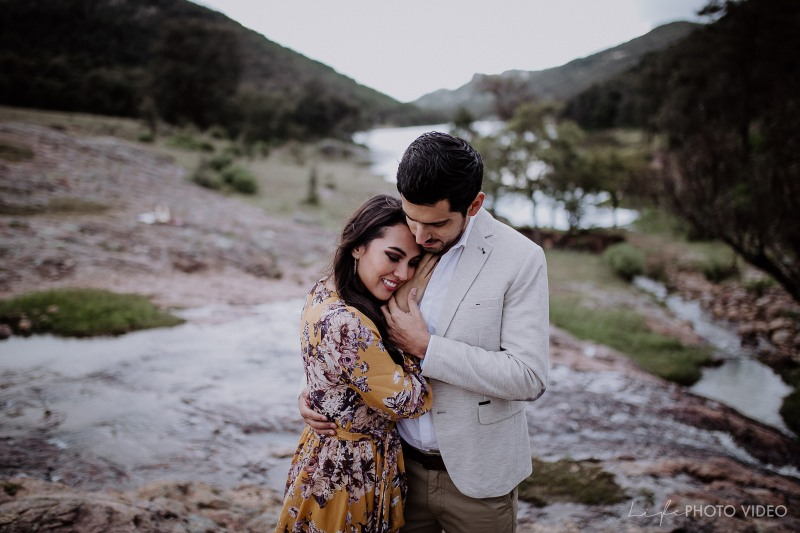 TANIA & ARTURO // Adventurous Save the Date