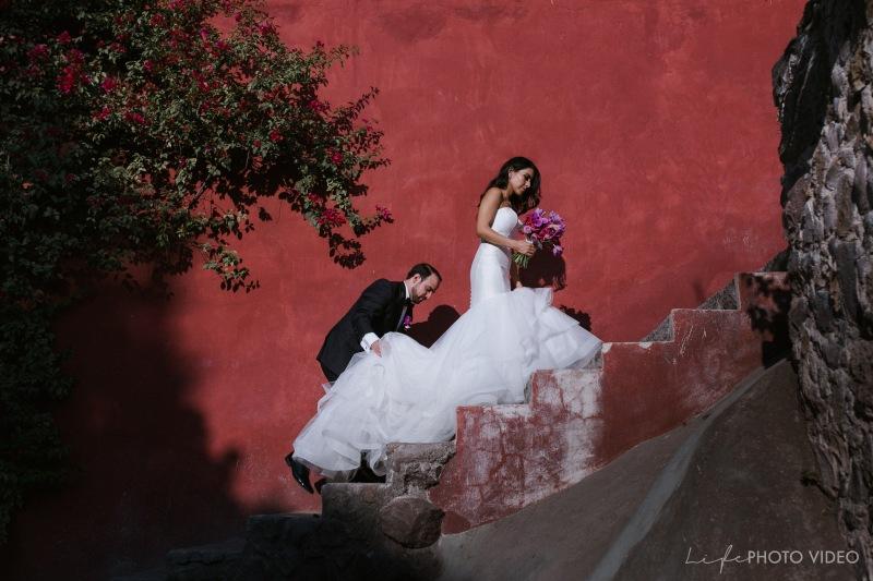 KAREN & JAD // Intimate San Miguel de AllendeWedding