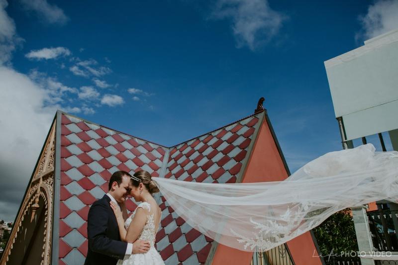MONI & VICO // Enthralling Villa Maria Cristina Wedding. Guanajuato,Mex.