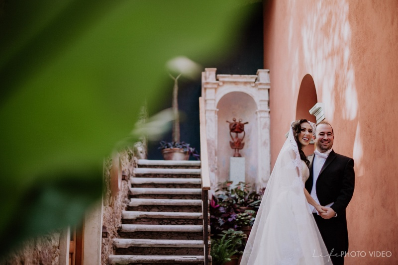 ILEANA & DAVID // Antigua Hacienda in Gto, Mex