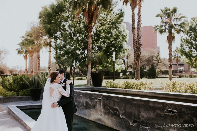 ANY & ORESTES // Dreamy tropical Wedding in León, México.