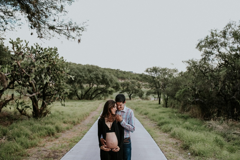 PATTY & DAVID // Maternity Session
